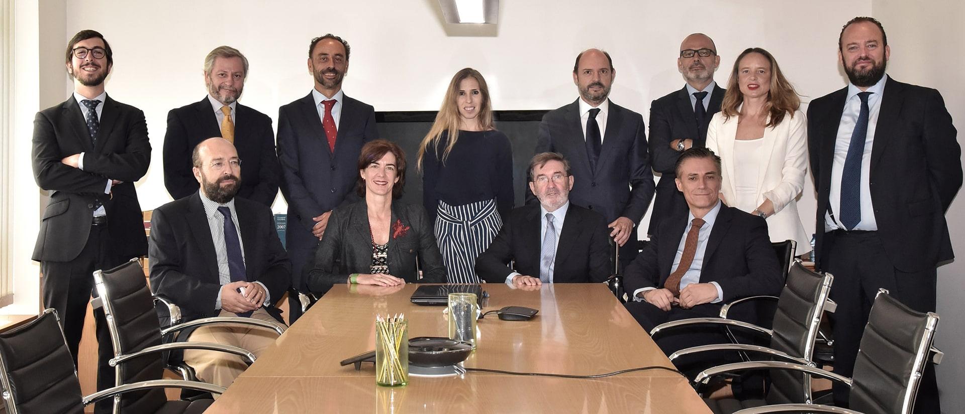 Sobre nosotros, foto de grupo Estudio Jurídico Almagro (EJA) en Madrid